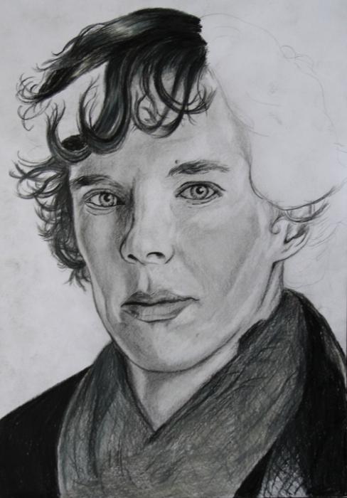 Benedict Cumberbatch par Paige_M